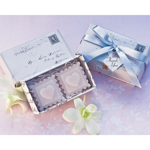 Stamped with Love Scented Soaps - Sophie's Favors and Gifts
