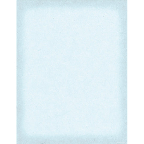 80 Blue Venezia Letterhead Sheets - Sophie's Favors and Gifts