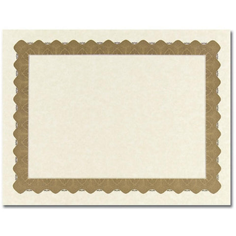 Metallic Gold Parchment Certificates - Sophie's Favors and Gifts