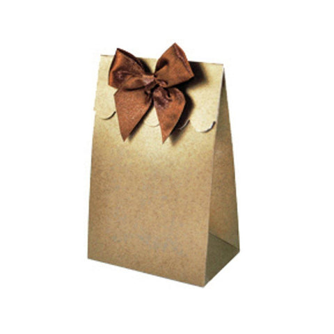 Sweet Shoppe Candy Boxes - SPARKLE BROWN (Set of 48) - Sophie's Favors and Gifts