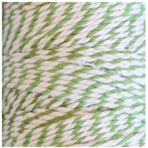 Baker's Twine (Green) - 12 ply, 100 Yard Roll, bakers twine, green twine, green string, baker's twine, cheap bakers twine, Ribbons