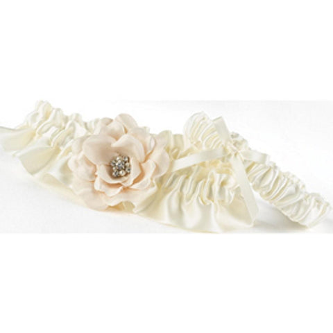 Love Blooms Garter Set - Sophie's Favors and Gifts