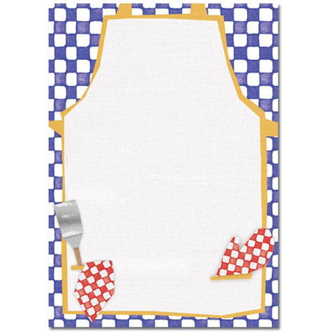 Let's BBQ Flat Printable Cards With Envelopes - Sophie's Favors and Gifts