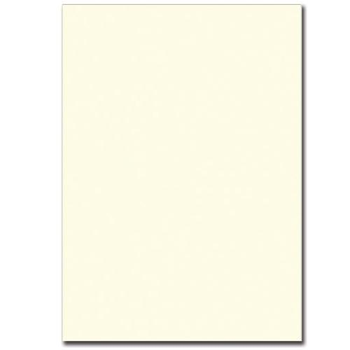 Ivory Flat Invitation Cards with Envelopes - 100 Pack - Sophie's Favors and Gifts