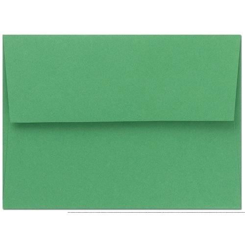 Bright Green A9 Envelopes - 25 Pack, green envelopes, A9 Envelopes, christmas envelopes, green stationery, Stationery & Letterhead