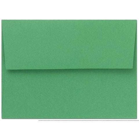 Bright Green A9 Envelopes - 25 Pack - Sophie's Favors and Gifts