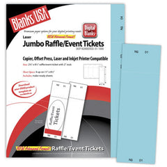 Printable Raffle Tickets