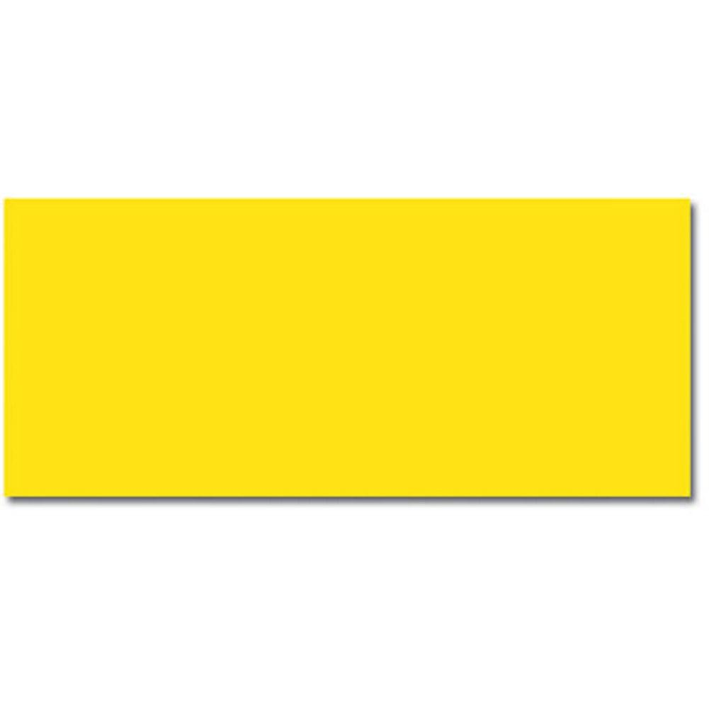 Bright Yellow Envelopes - No. 10 Style - 100 Pack, yellow envelopes, yellow stationery, cheap envelopes, no. 10 envelopes, Stationery & Letterhead