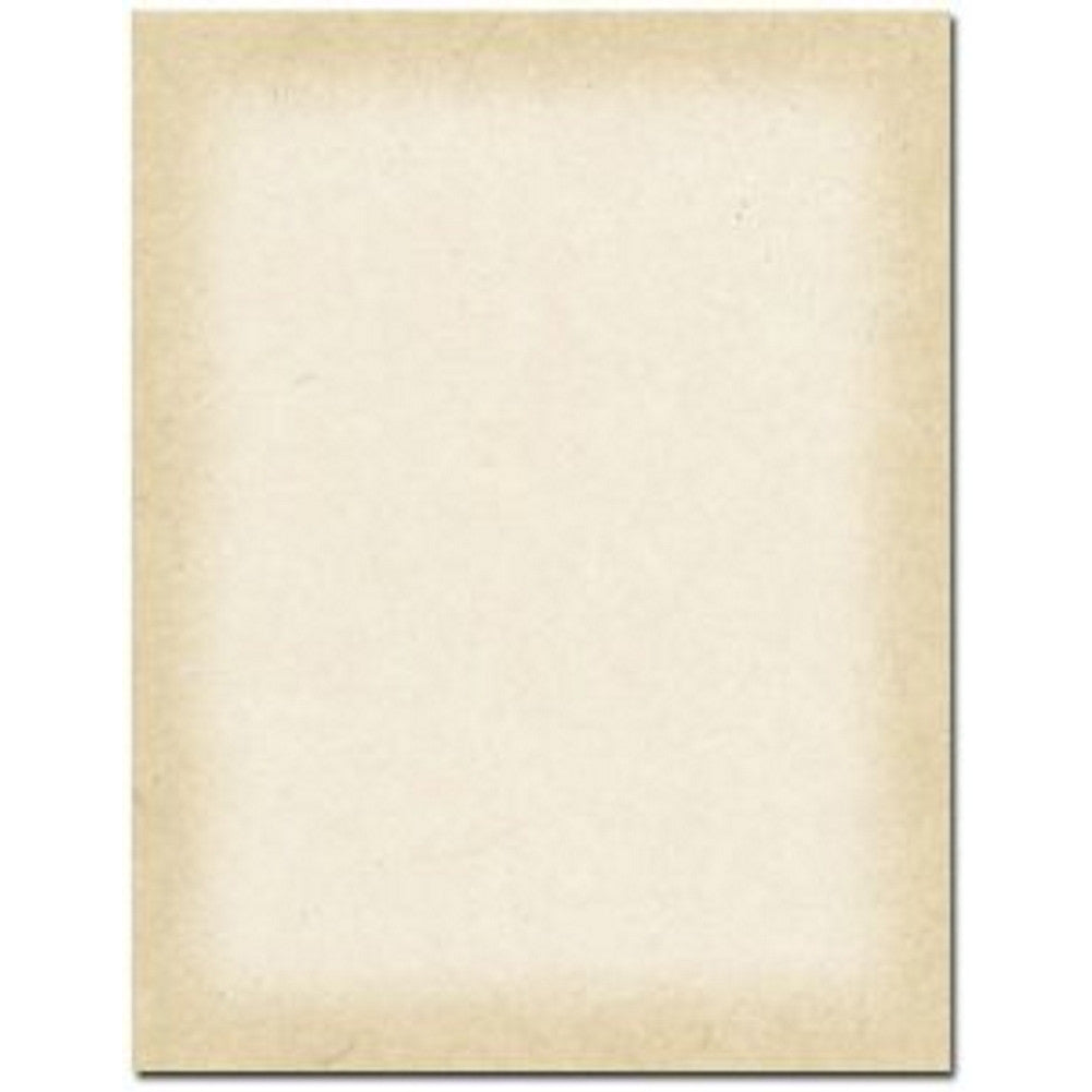 80 Umbria Letterhead Sheets - Sophie's Favors and Gifts