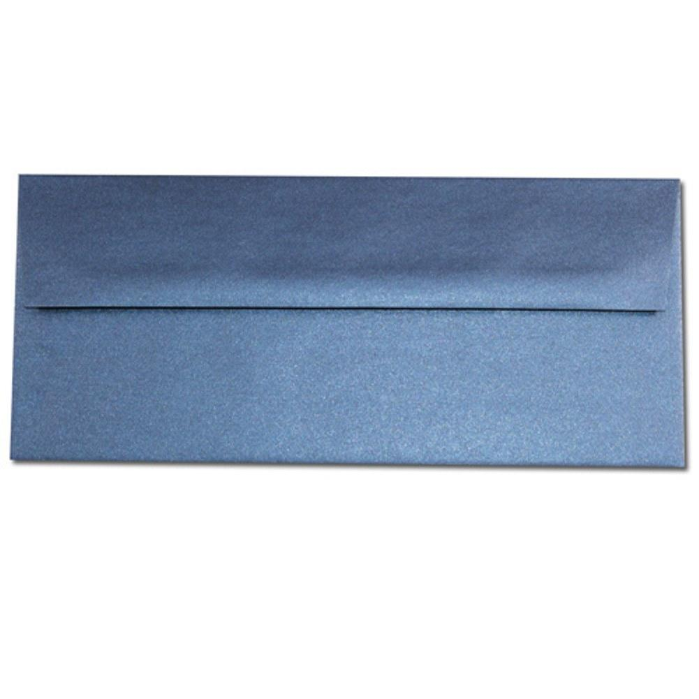 Shimmering Blue Lapis Lazuli Envelopes - No. 10 Style - Sophie's Favors and Gifts