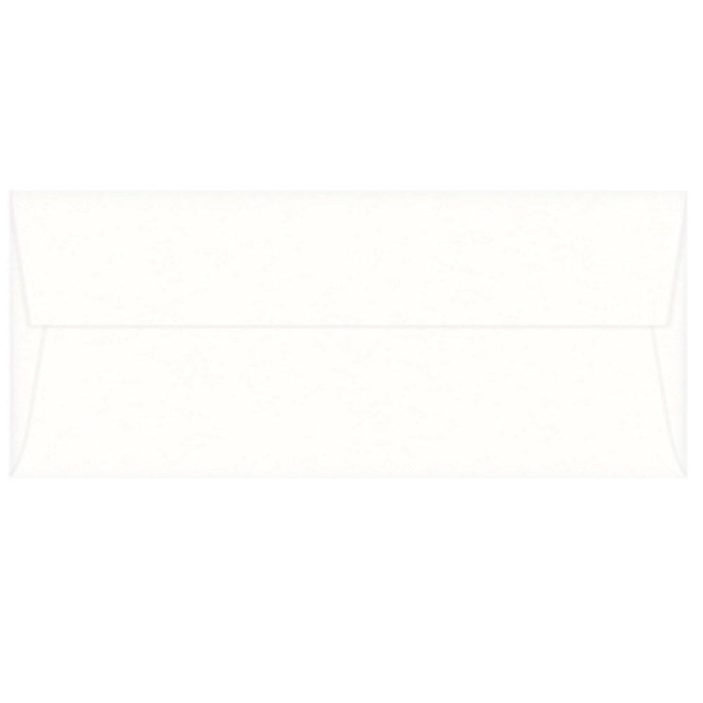 Whipped Cream Envelopes - No. 10 Style, white envelopes, color envelopes, white stationery, no 10 envelopes, Stationery & Letterhead