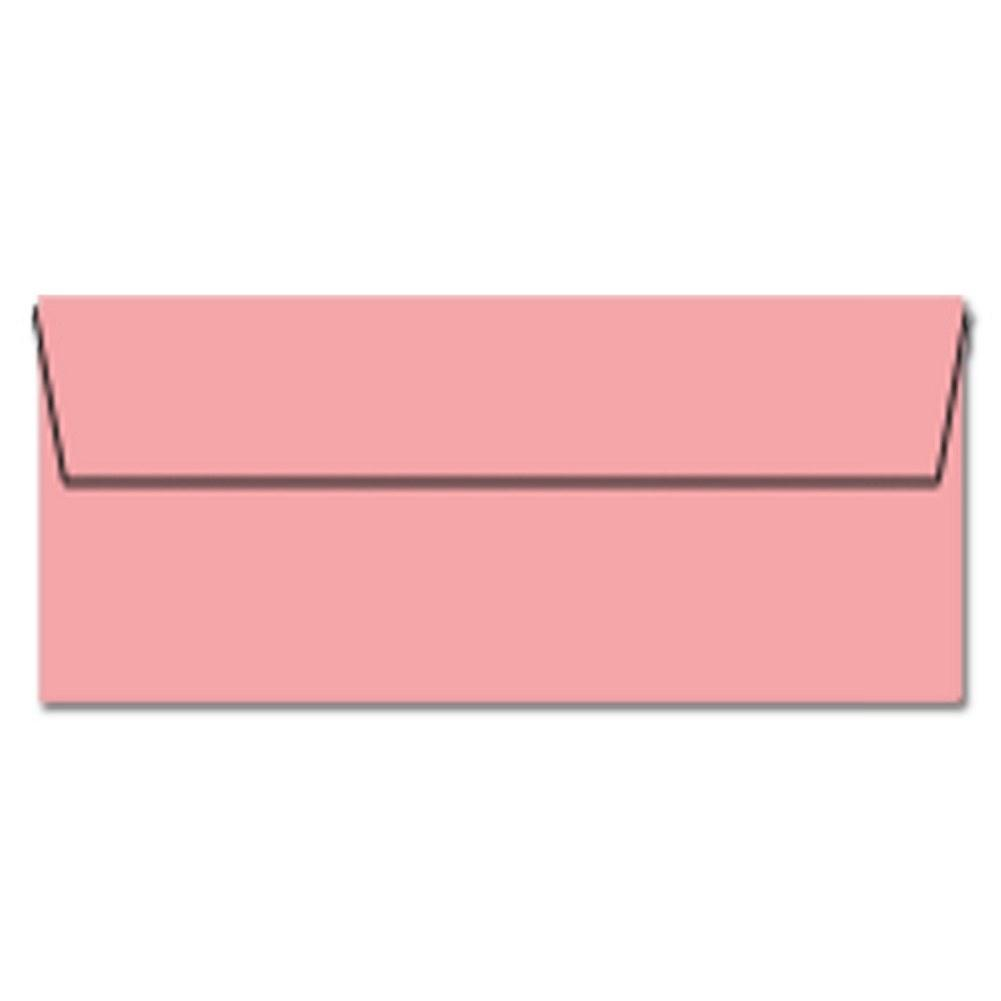 Pink Cotton Candy Envelopes - No. 10 Style, pink envelopes, color envelopes, party envelopes, no 10 envelopes, Stationery & Letterhead