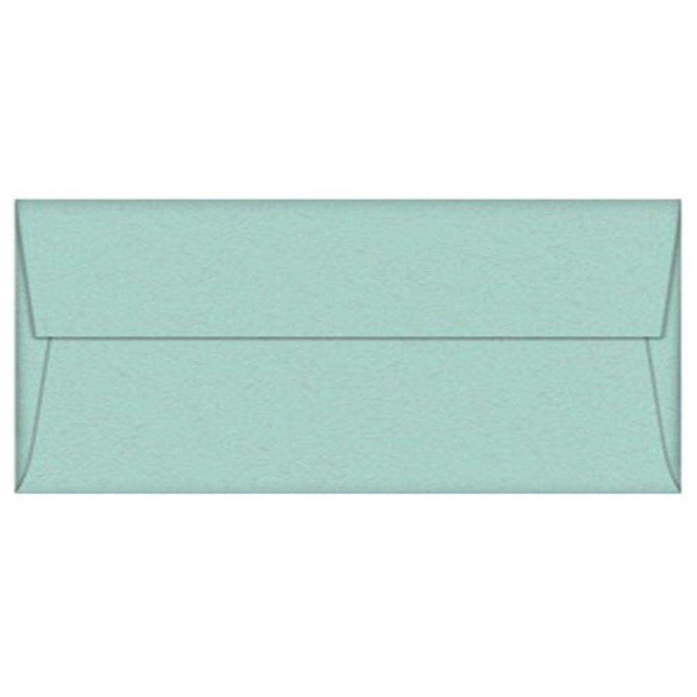 Blue Berrylicious Envelopes - No. 10 Style , blue envelopes, color envelopes, aqua envelopes, no 10 envelopes, Stationery & Letterhead