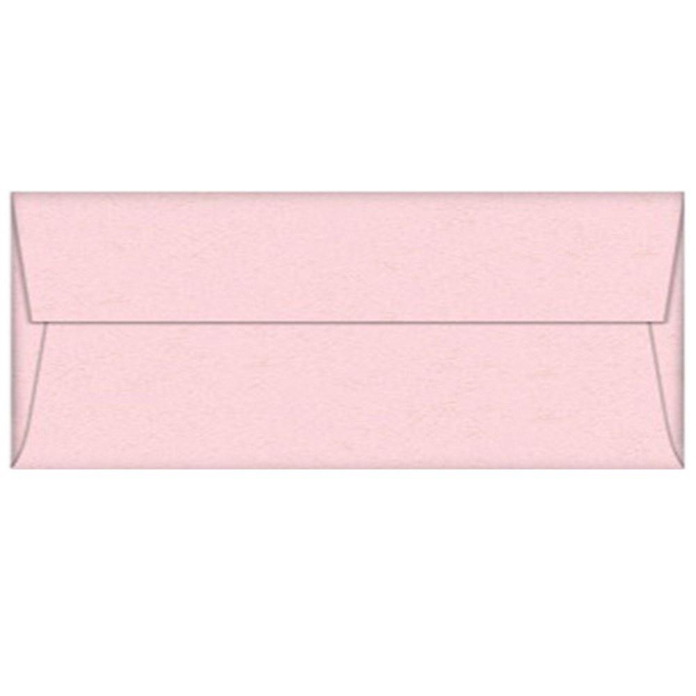Pink Lemonade Envelopes - No. 10 Style, pink envelopes, color envelopes, light pink envelopes, no 10 envelopes, Stationery & Letterhead