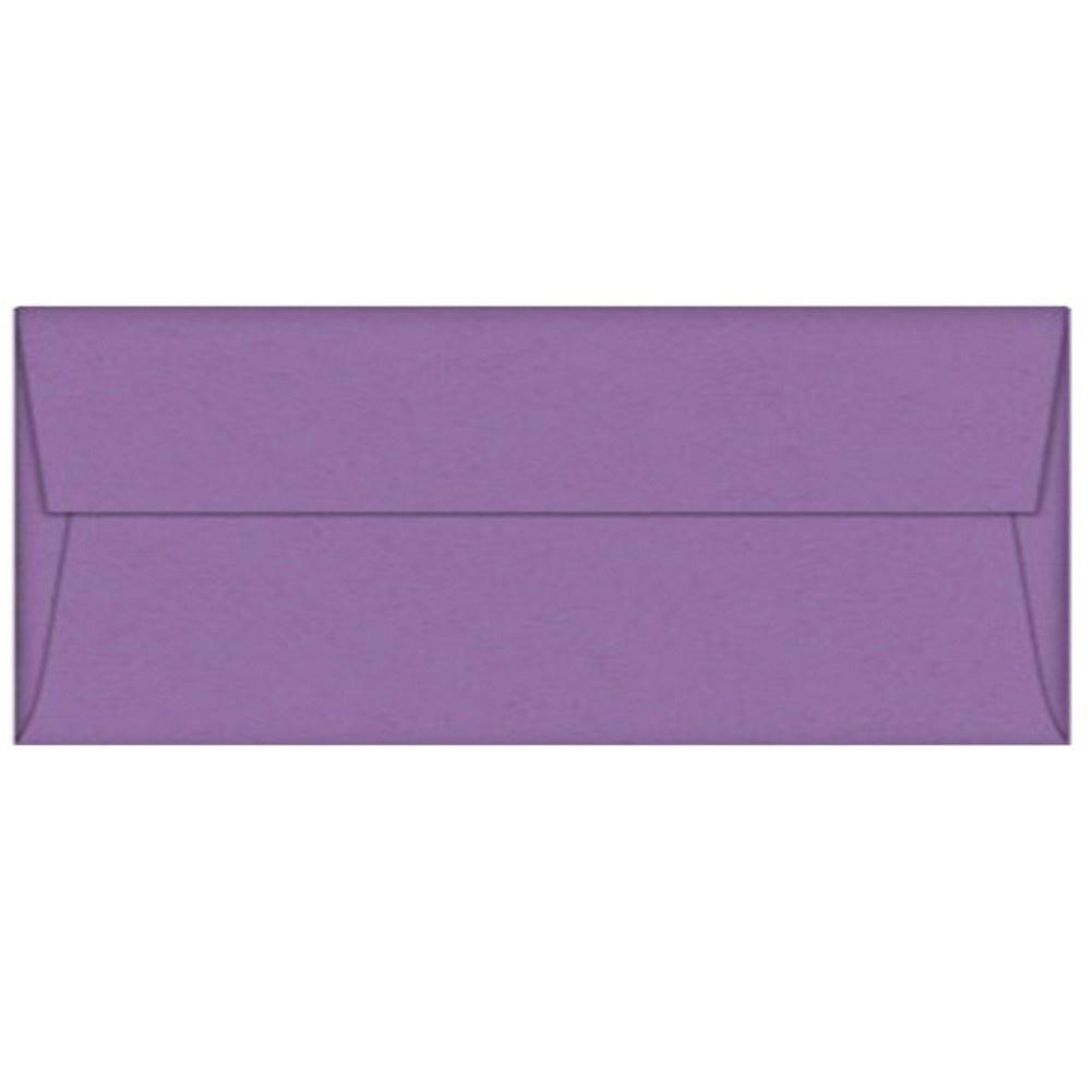 Purple Grape Jelly Envelopes - No. 10 Style, purple envelopes, color envelopes, pastel envelopes, no 10 envelopes, Stationery & Letterhead