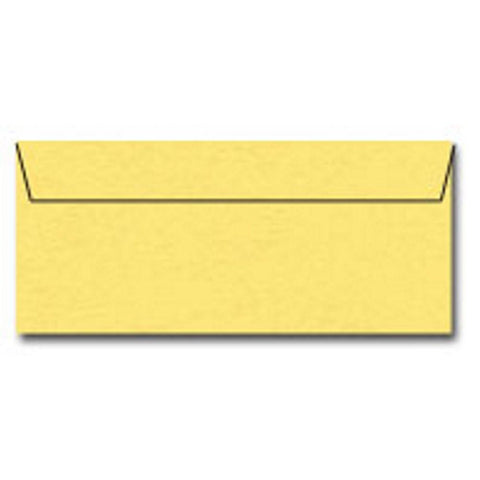 Yellow Banana Split Envelopes - No. 10 Style - Sophie's Favors and Gifts