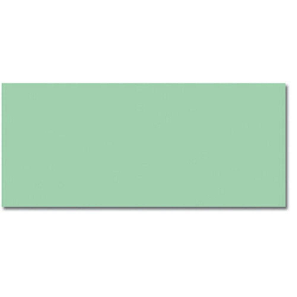 Pastel Green Envelopes - No. 10 Style - 100 Pack, green envelopes, green stationery, cheap envelopes, no. 10 envelopes, Stationery & Letterhead