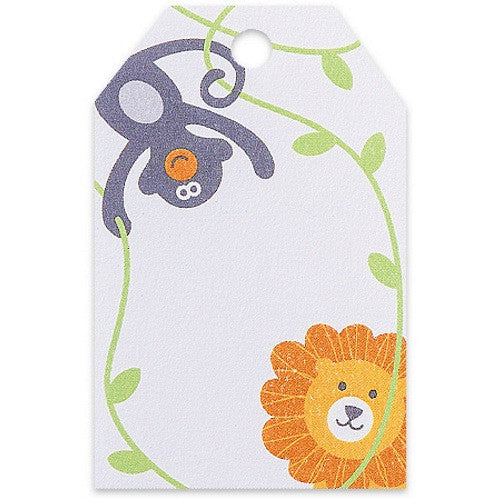 Safari Themed Baby Shower - Gift Tags