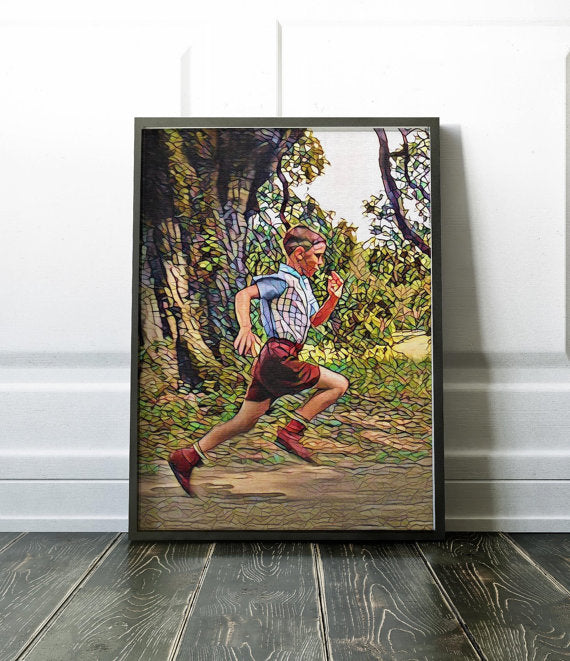 Forest Gump Movie Poster