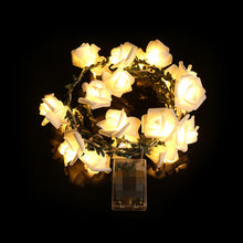 Load image into Gallery viewer, 20 LED Fashion Beautiful Rose Flower Shape Lamp