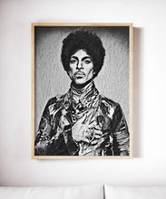 Load image into Gallery viewer, Prince Painting