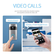 Load image into Gallery viewer, Wireless WiFi Video Doorbell Camera IP 720P