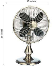 Load image into Gallery viewer, Table Fan - Stainless
