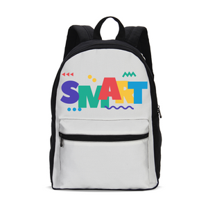 Smart Small Canvas Backpack