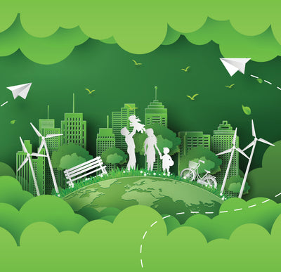 5 Ways to Reduce Your Family's Carbon Footprint