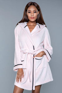 Alyssa Robe Black
