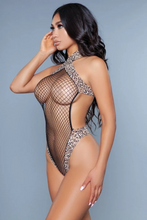 Load image into Gallery viewer, Driving Me Wild Bodystocking
