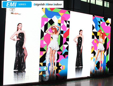 EMI Series ----- High Definition Rental Video Wall