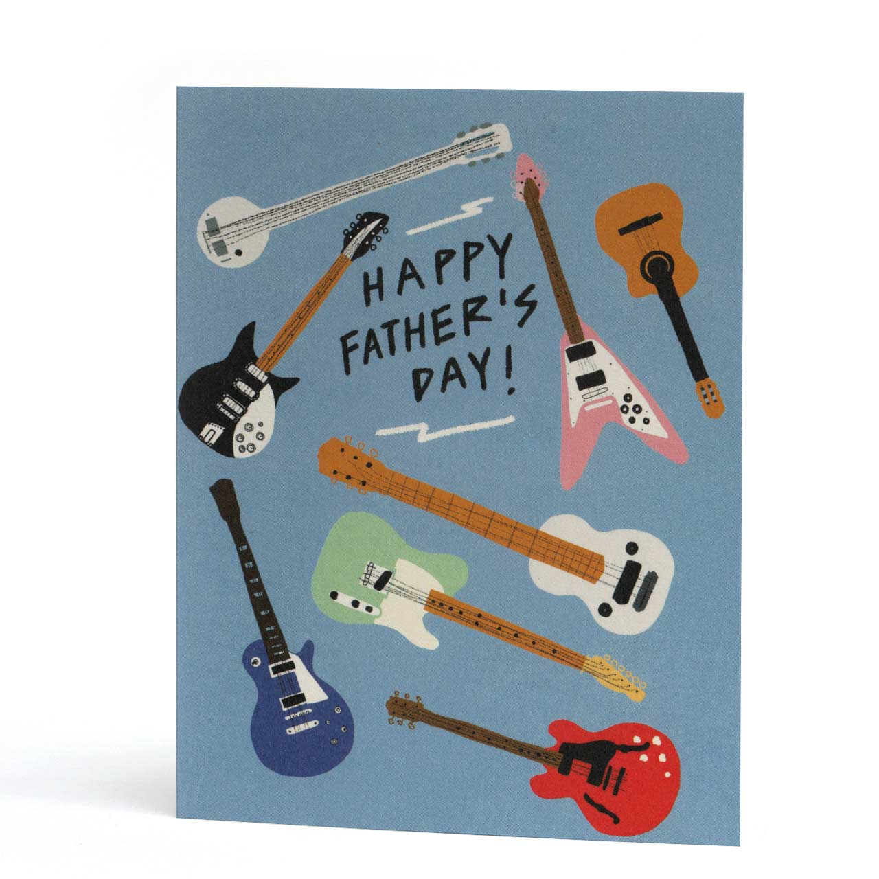 Father's Day Axes Greeting Card