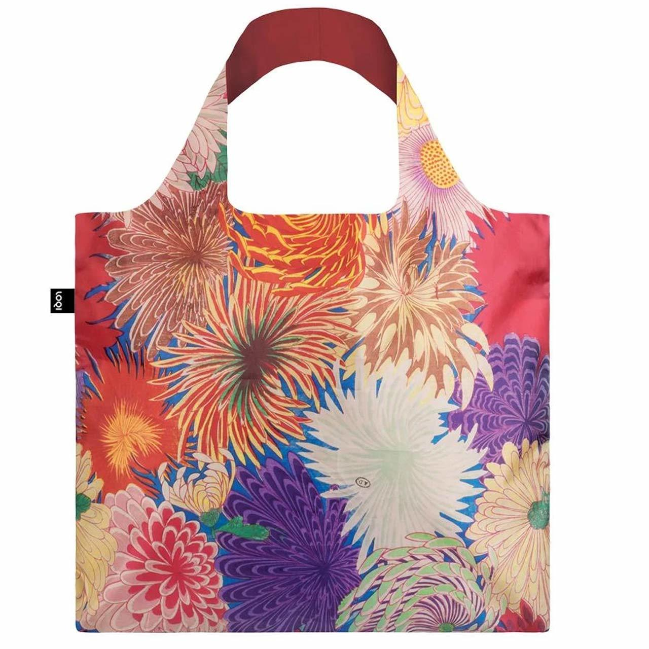 LOQI Museum of Decorative Arts Chrysanthemum Bag