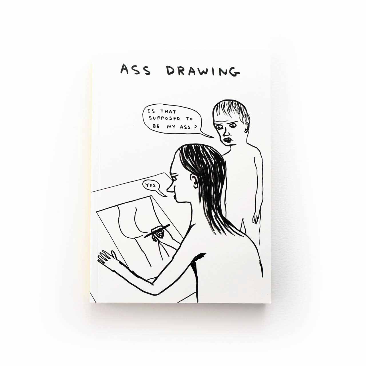 Ass Drawing A5 Sketchbook