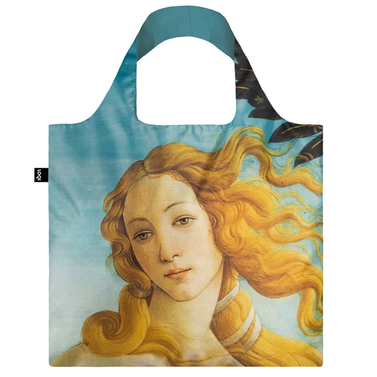 LOQI Botticelli The Birth of Venus Bag