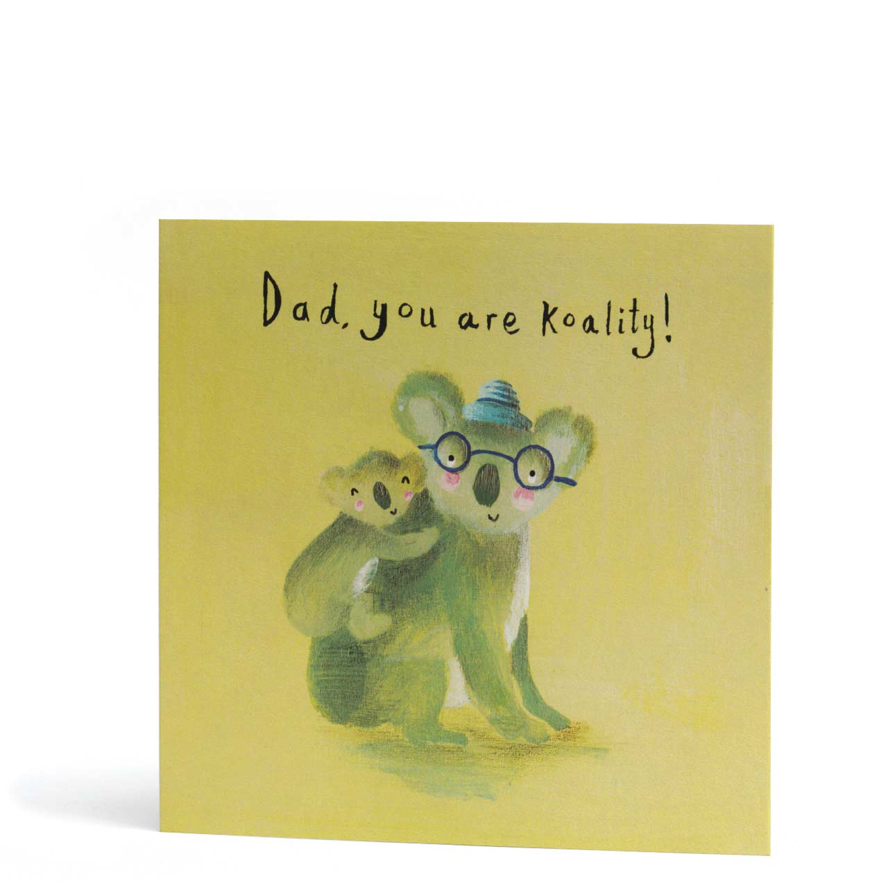Koality Dad Greeting Card