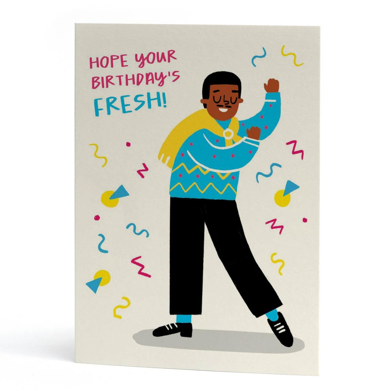 Hope Your Birthday's Fresh Greeting Card