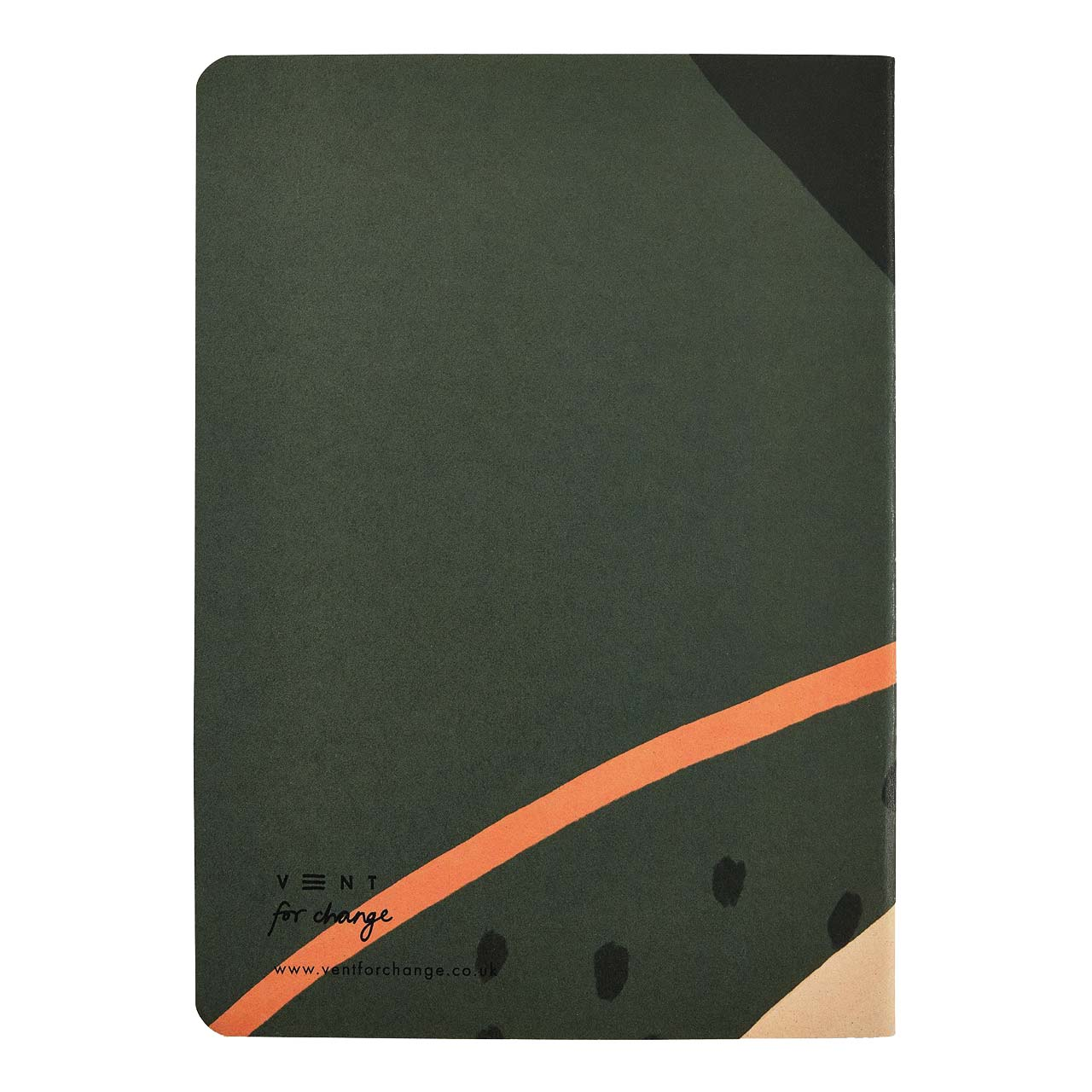 Ideas Green Recycled & Sustainable A5 Lined Notebook