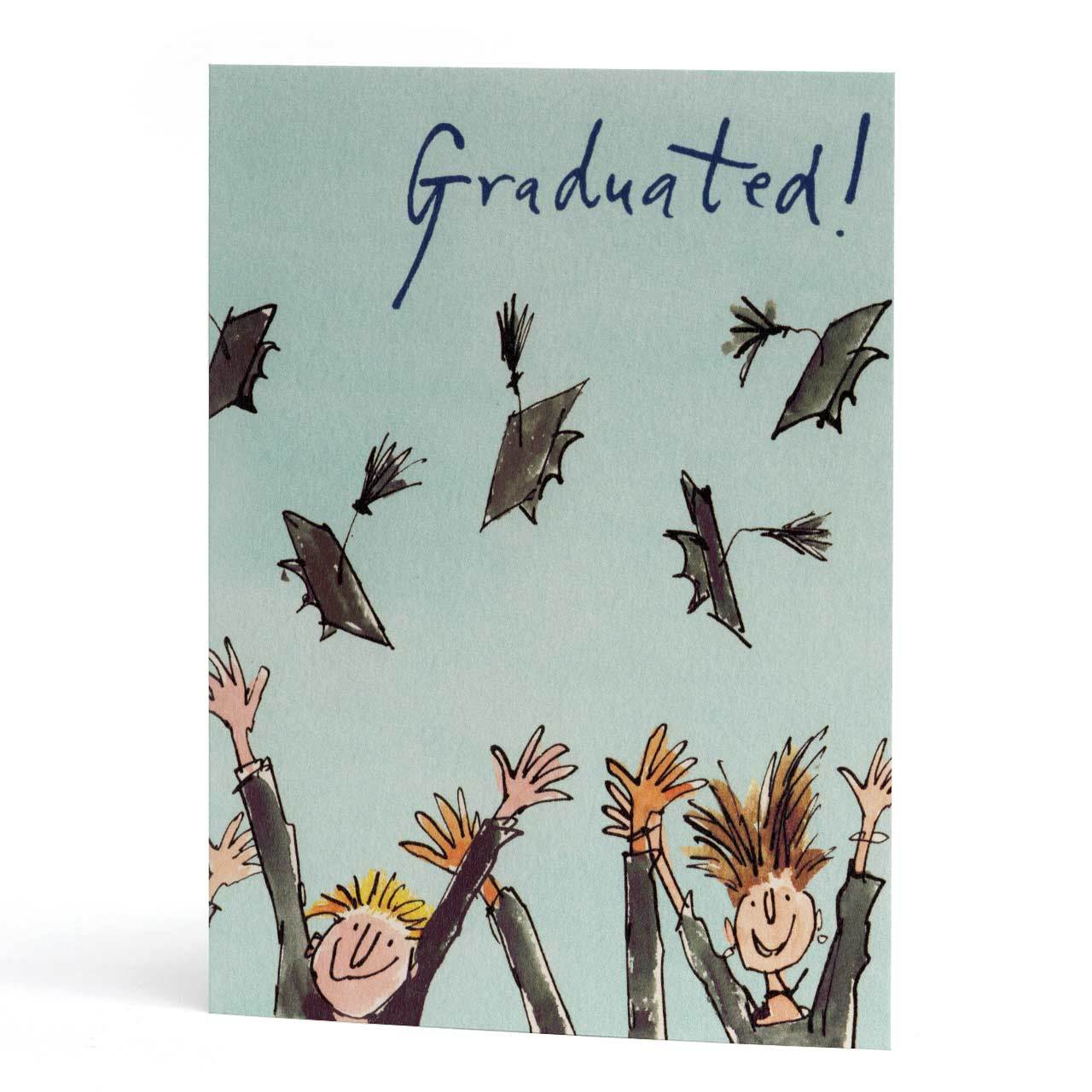 Graduated Greeting Card