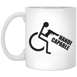 Handi-CAPable - 11 oz. Mug