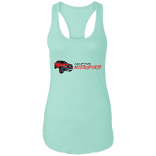 Load image into Gallery viewer, Adaptive Motorsports - Ladies Racerback Tank