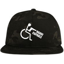 Load image into Gallery viewer, Handi-CAPable - Snapback Hat