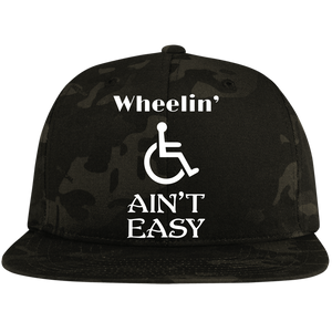Wheel Ain't Easy - Snapback Hat