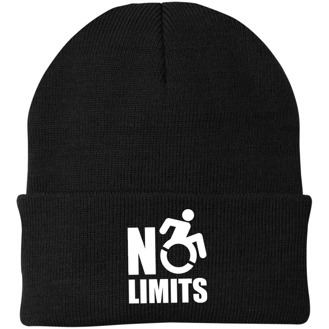 NO LIMITS - Knit Cap