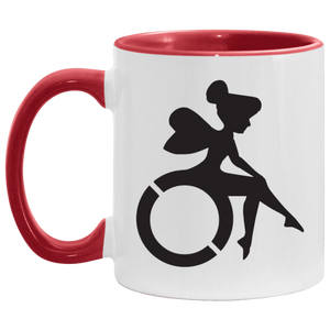 TINKER-WHEEL - 11OZ Accent Mug