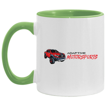 Load image into Gallery viewer, Adaptive  Motorsports - 11OZ Accent Mug