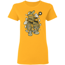 Load image into Gallery viewer, WHEELY - Ladies Tee