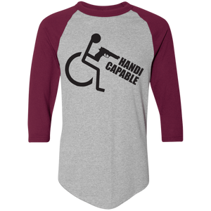 Handi-CAPable - Raglan Jersey