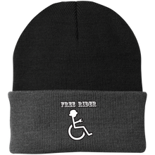 Load image into Gallery viewer, FREE RIDER - Knit Cap